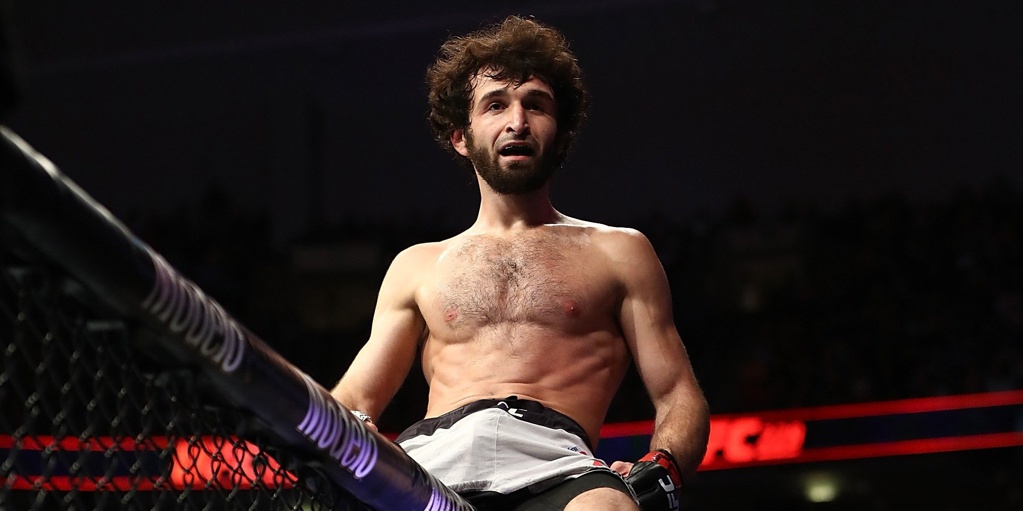 Магомедшарипов исключен из рейтинга UFC