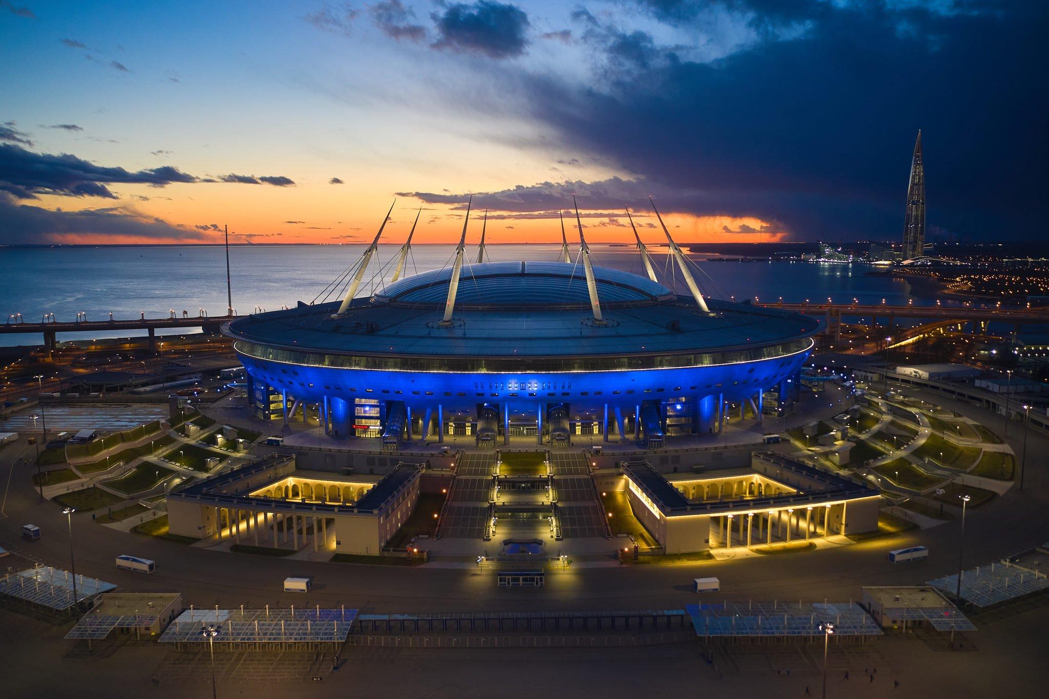 УЕФА может принять решение о переносе матчей Евро-2020 из Дублина в Санкт-Петербург