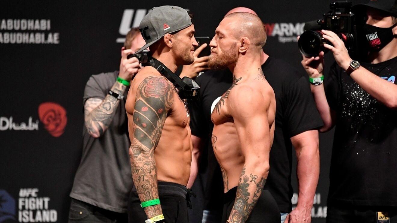 UFC объявил, что третий бой Макгрегора и Порье состоится