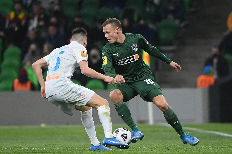 «Краснодар» упустил победу в матче с «Зенитом», Ионов оформил дубль