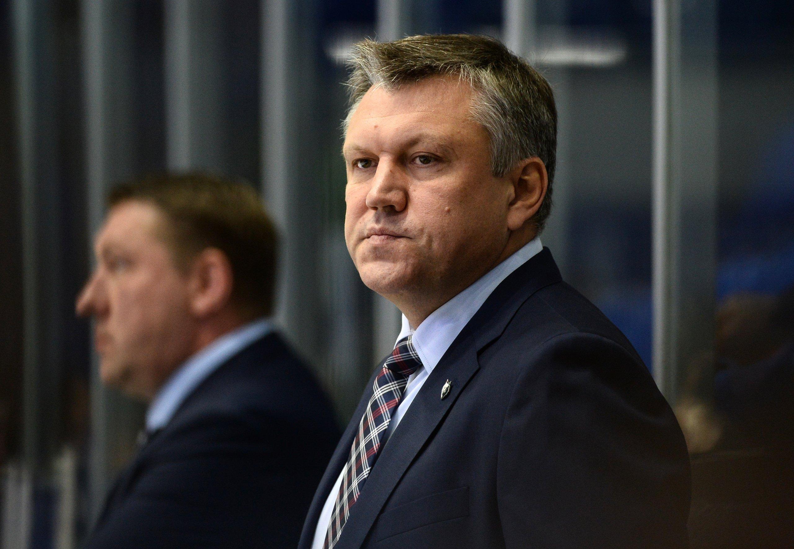 Буцаев покинул пост главного тренера «Нефтехимика»