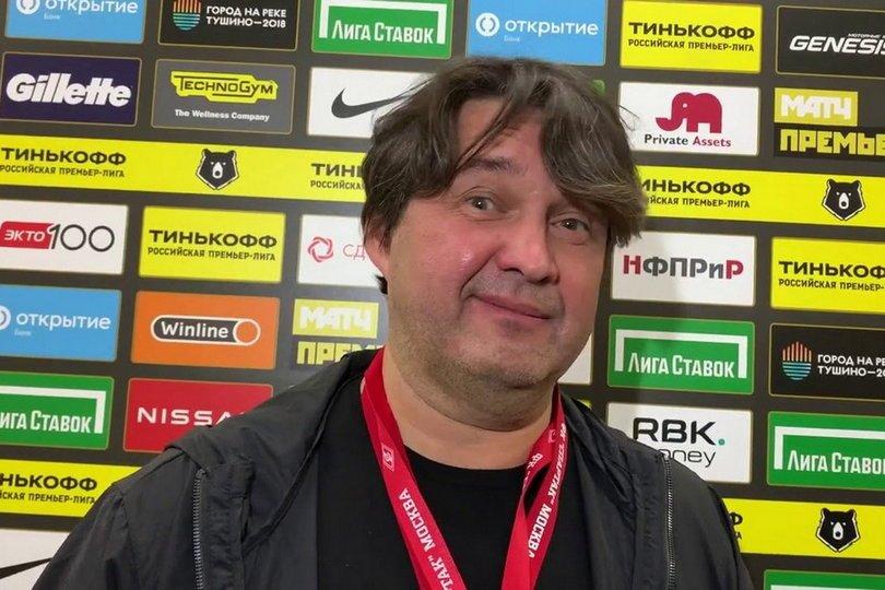 В «Спартаке» прокомментировали информацию о зарплате Газизова