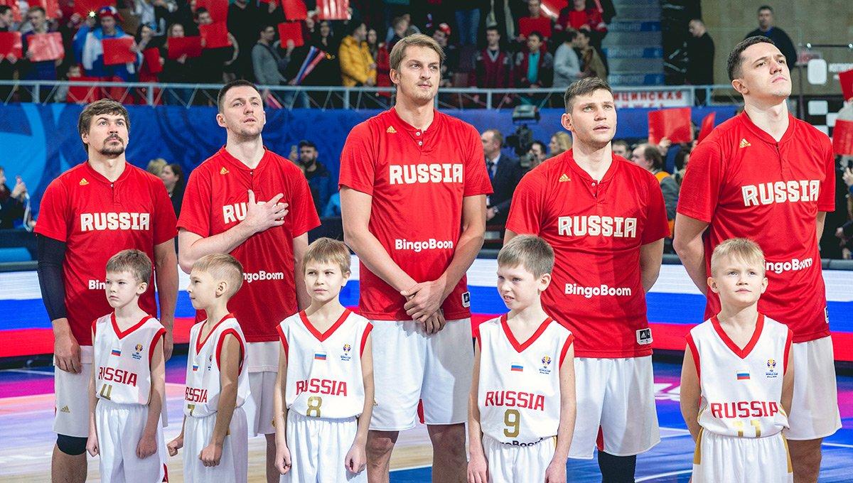 Сборная России попала во вторую корзину перед жеребьевкой чемпионата Европы