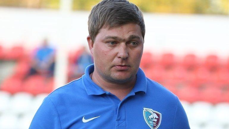 Стукалов прокомментировал информацию о назначении в «Уфу»