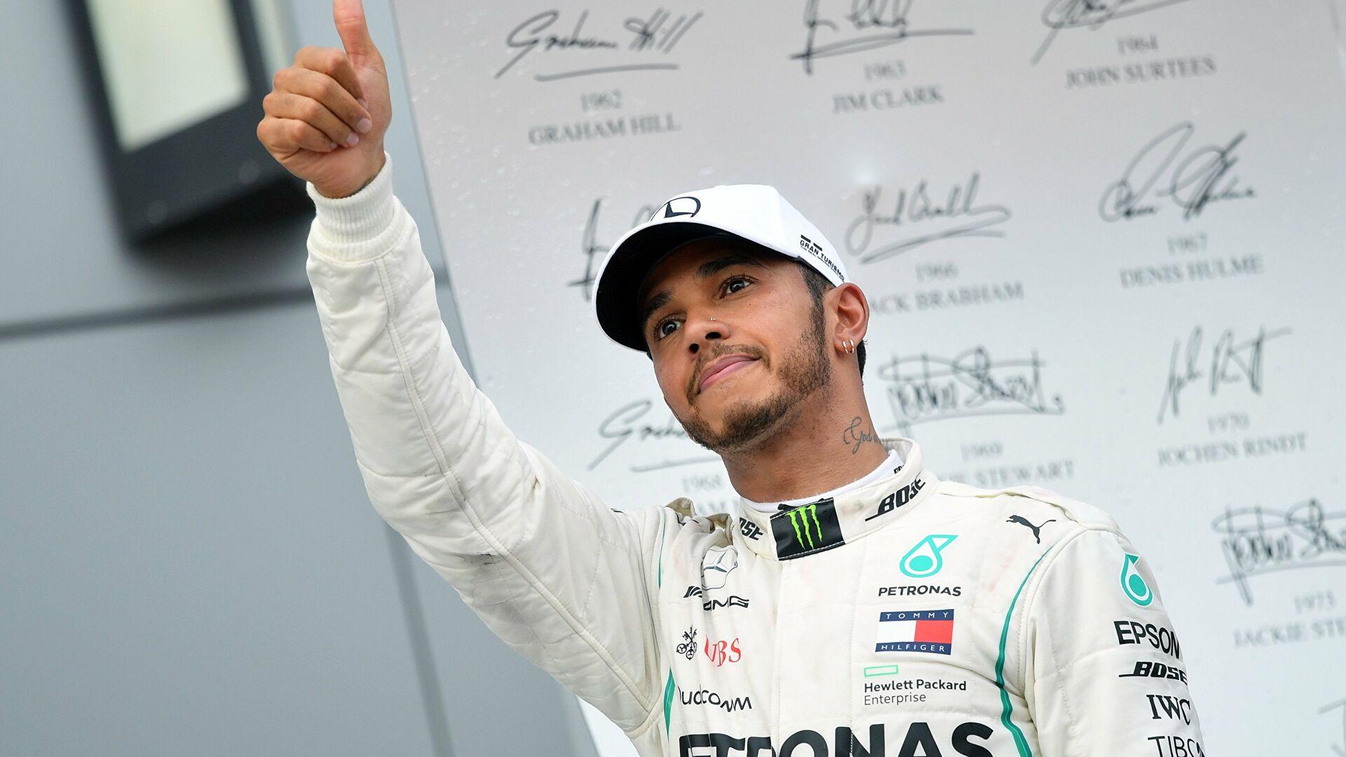 Хэмилтон – самый высокооплачиваемый пилот «Формулы-1», зарплата Феттеля сократилась вдвое
