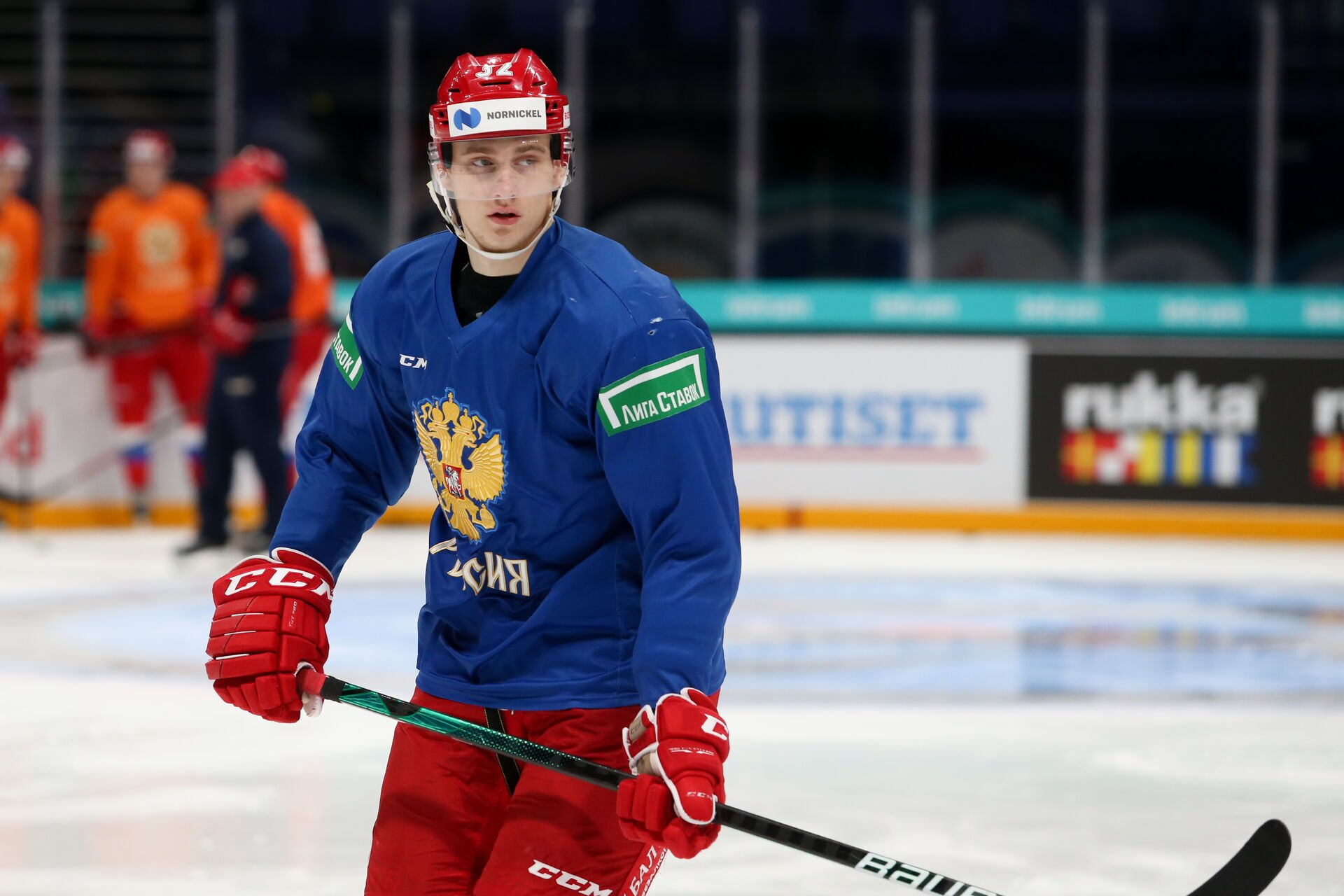 Нападающий «Ак Барса» Сафонов интересен двум клубам НХЛ