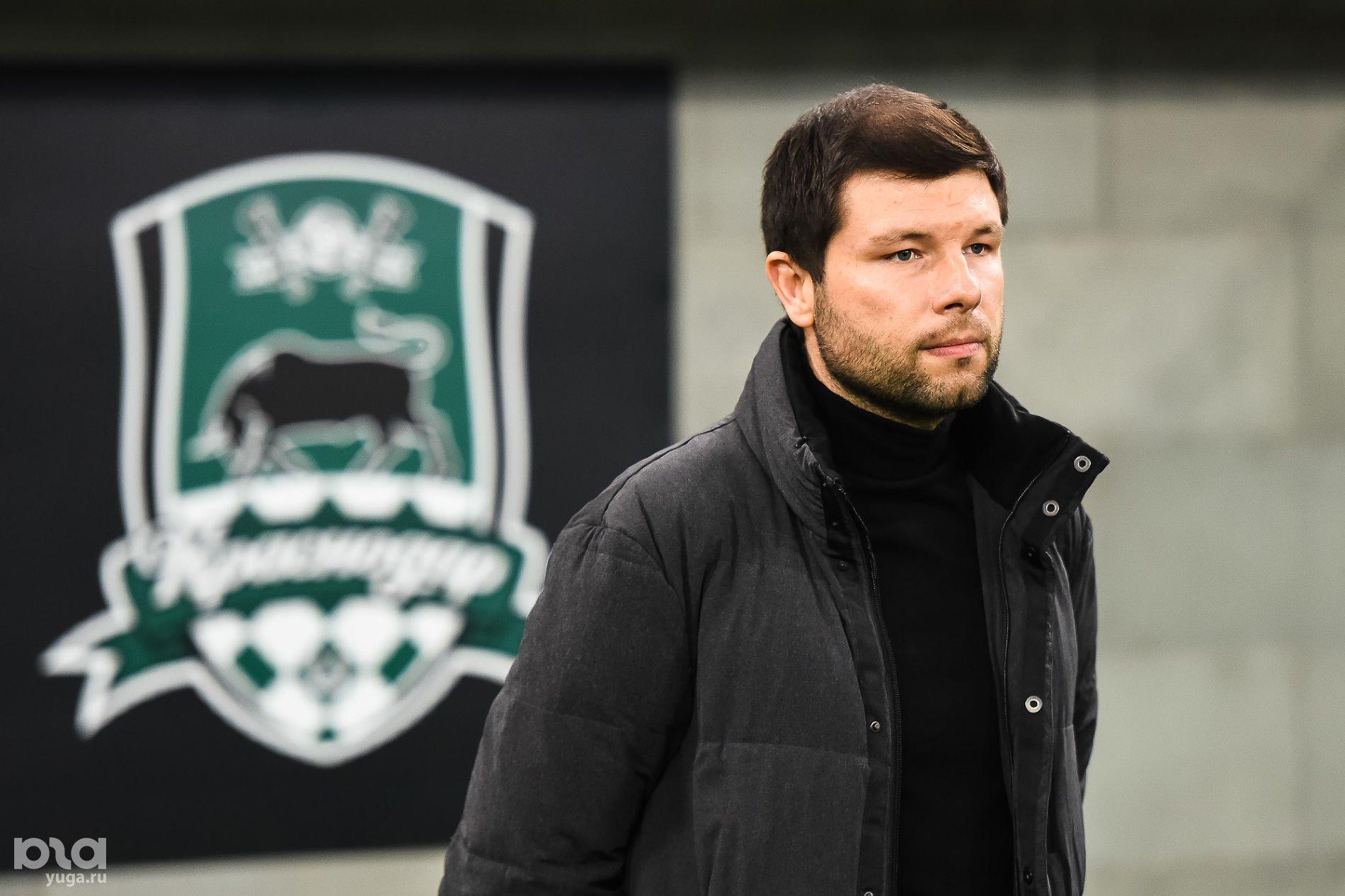 «Краснодар» намерен сохранить Мусаева в структуре клуба