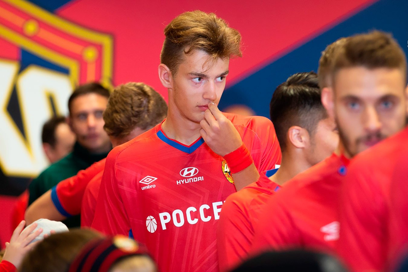 Вратарь ЦСКА Тодуа рассказала, как защитник Карпов напился на банкете женской команды