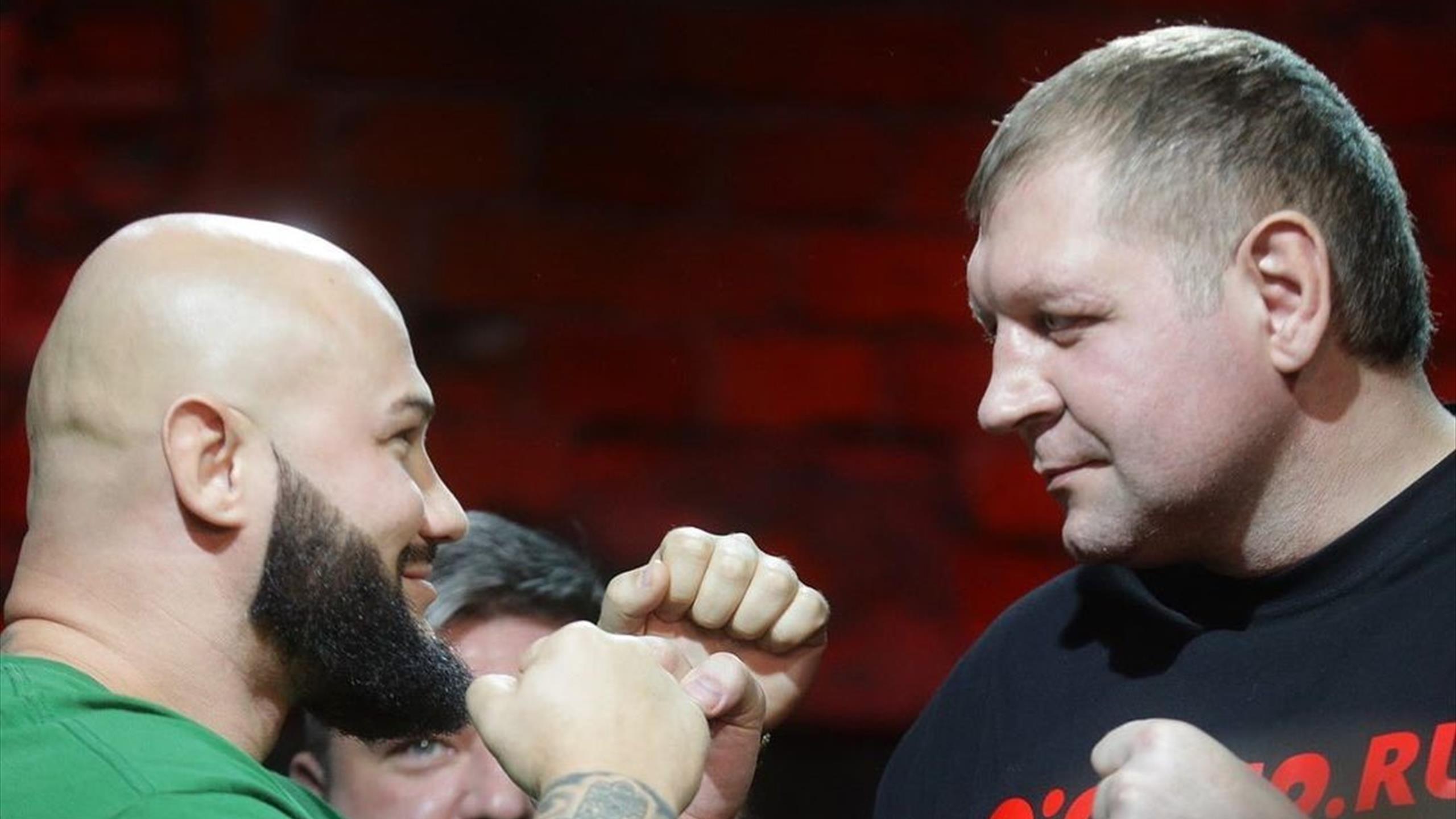 Джиган попросил 50 млн рублей за бой с Александром Емельяненко