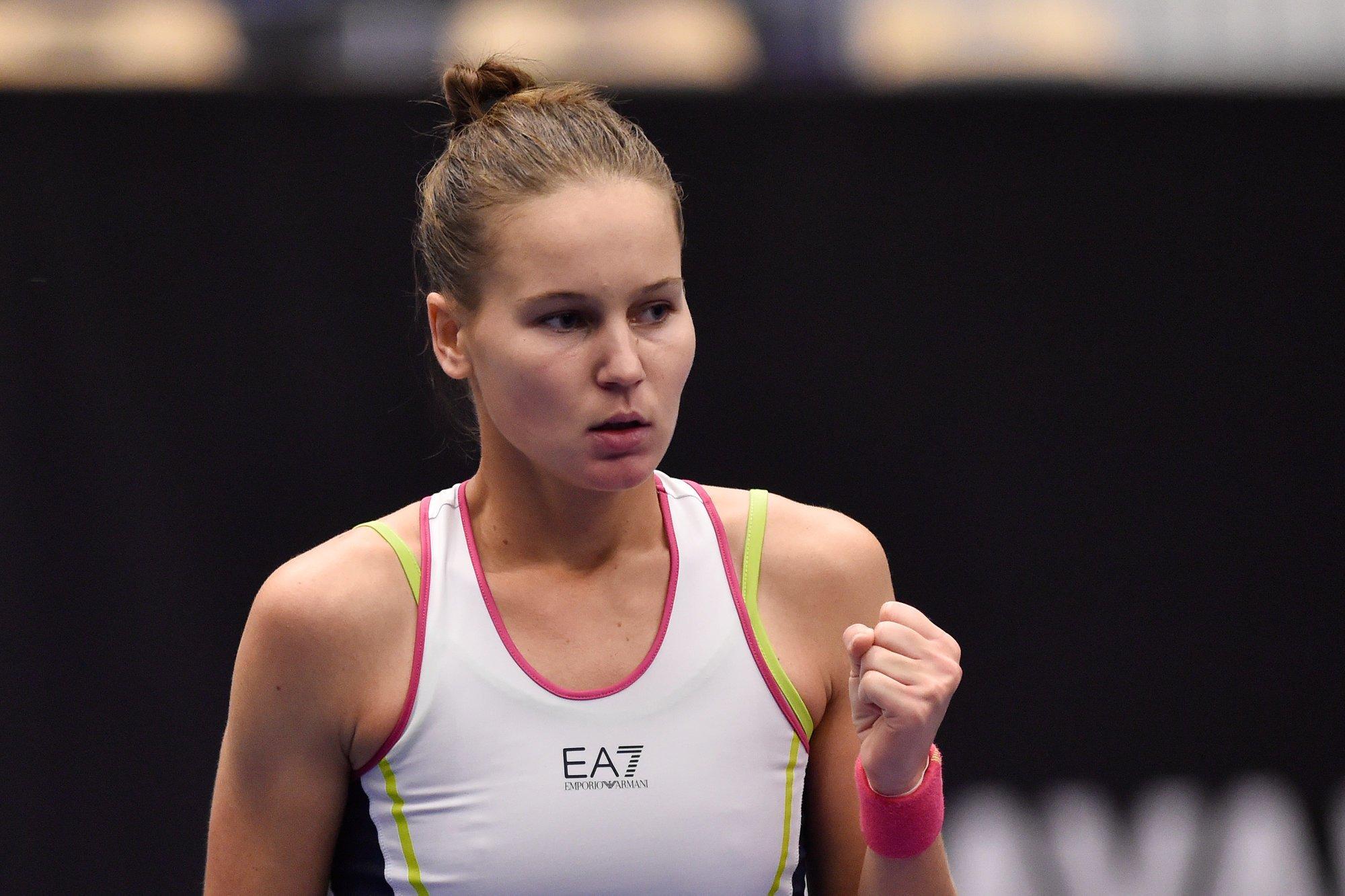 Кудерметова пробилась в четвертьфинал турнира в Чарльстоне