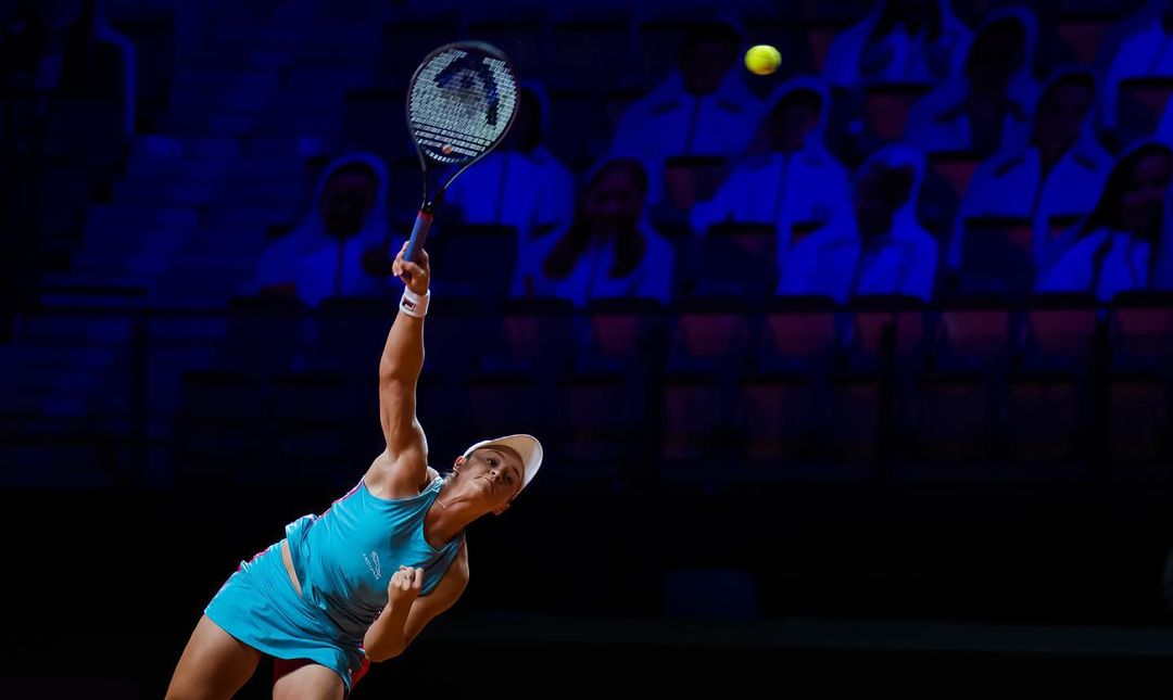 Лучшие теннисистки Madrid Open
