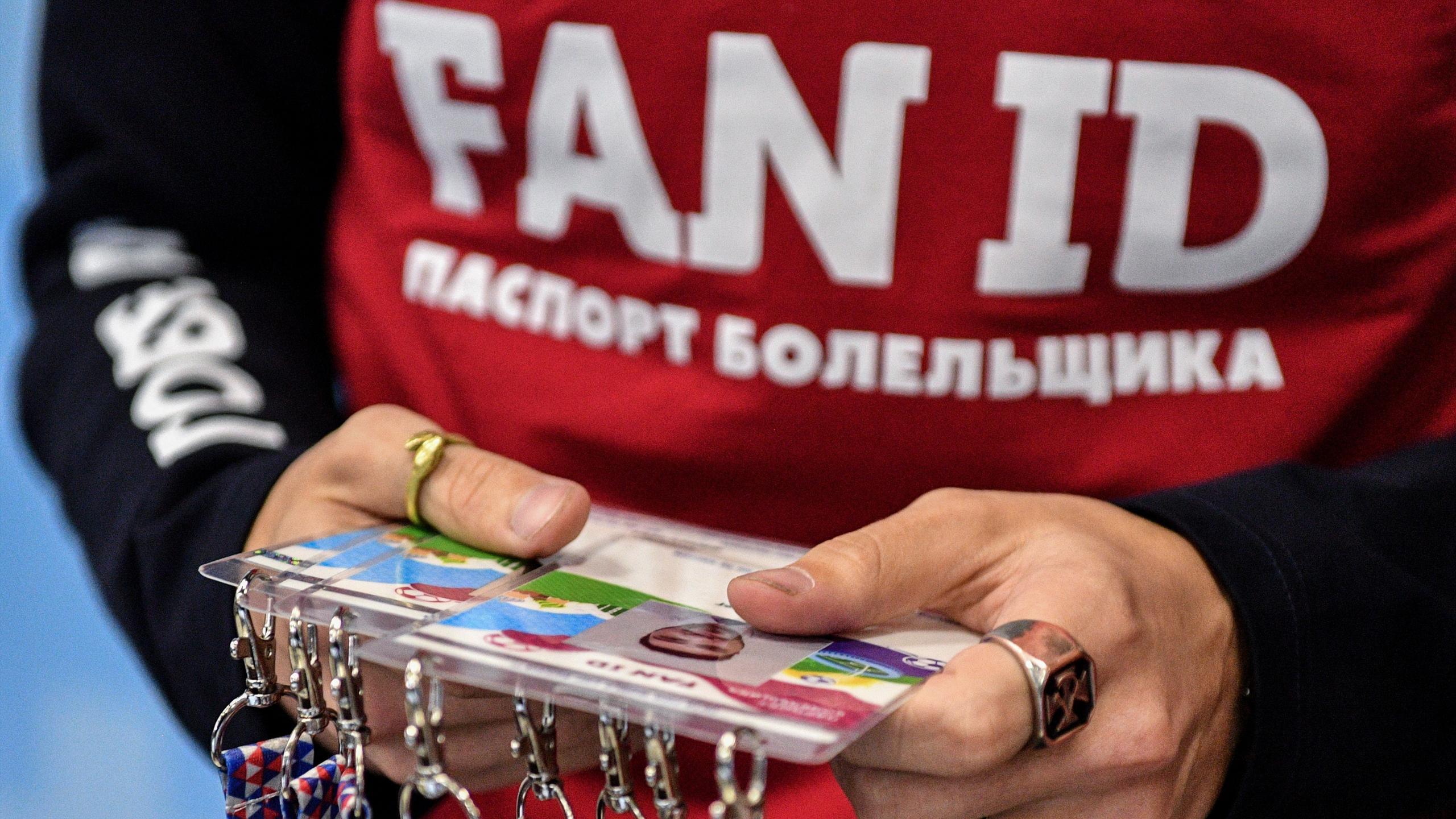 Правительство России ведет переговоры об упрощении въезда для иностранцев на матчи Евро-2020