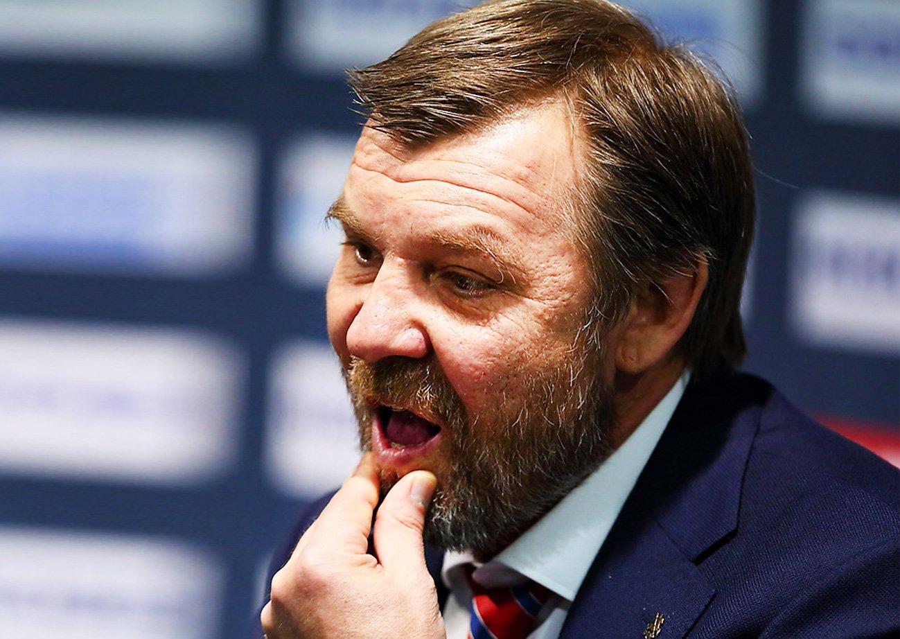 Переговоры «Динамо» со Знарком сорвались