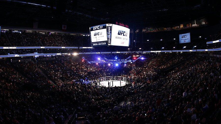 UFC планирует в 2021 году провести турнир в России