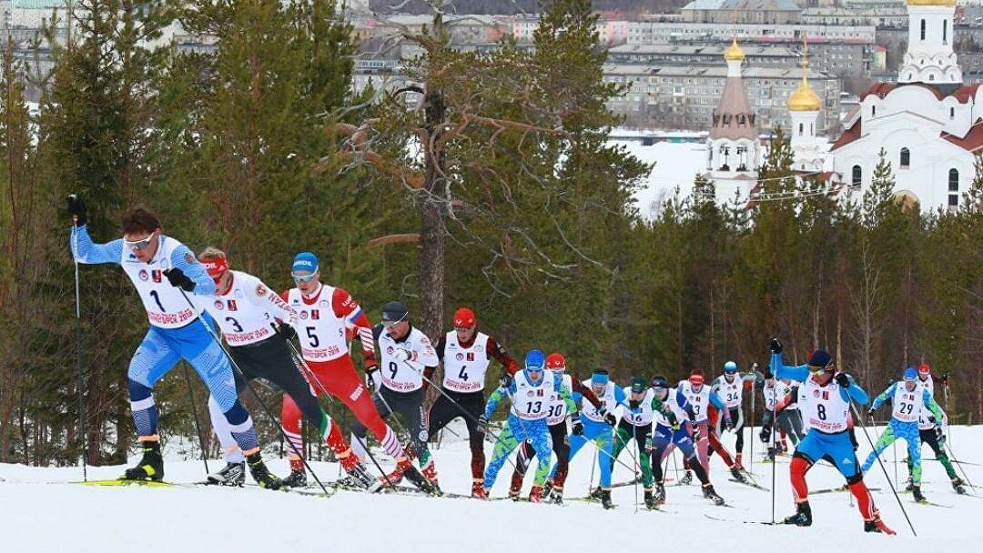 Лыжник Быков извинился за стычку с Афанасьевым на чемпионате России