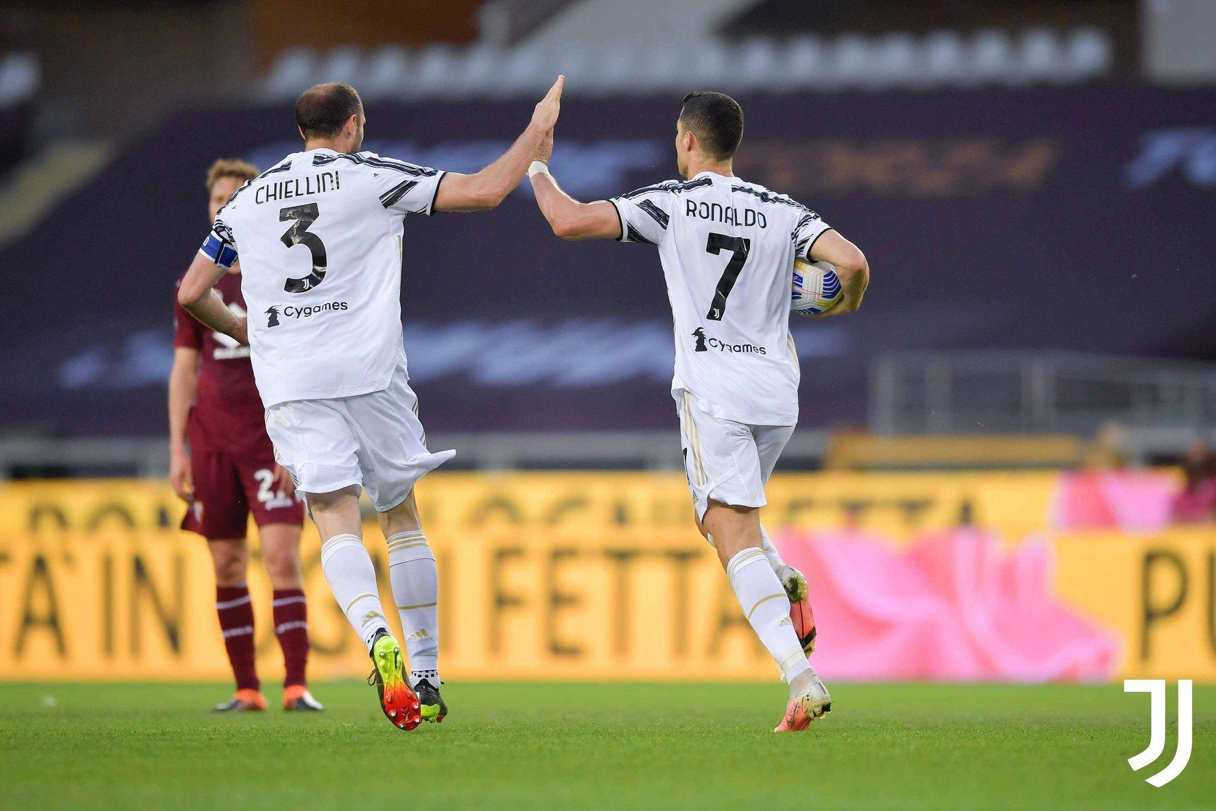 «Ювентус» – фаворит матча с «Наполи», букмекеры ждут очередной гол Роналду