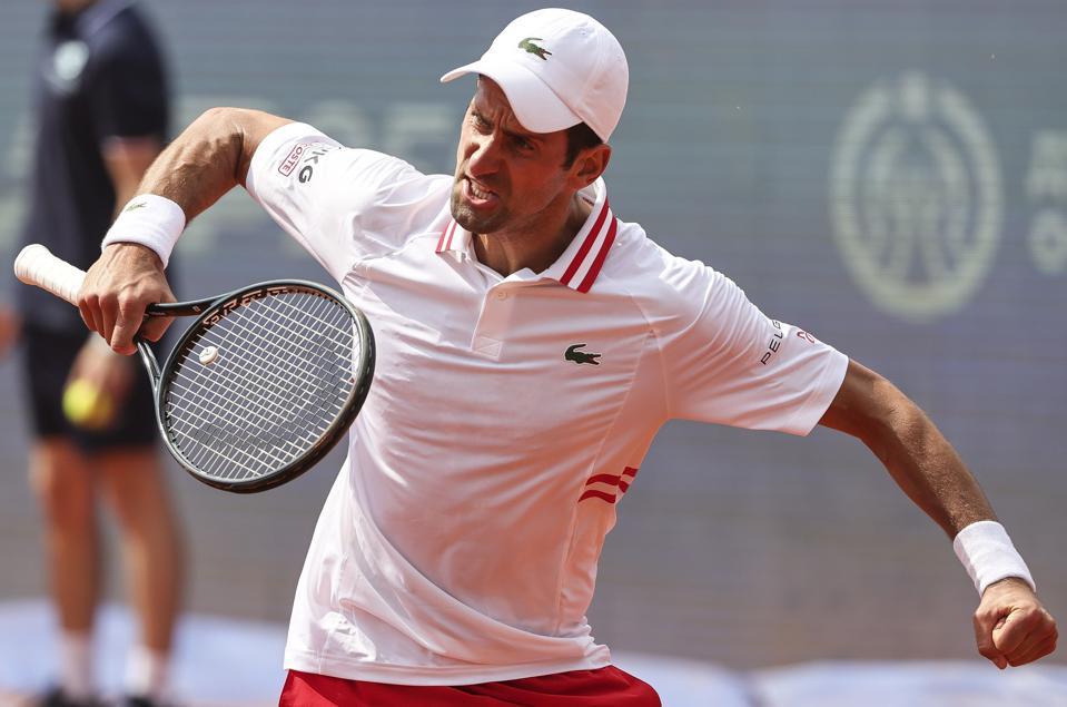 Джокович нарастил преимущество в рейтинге ATP, россияне сохранили позиции