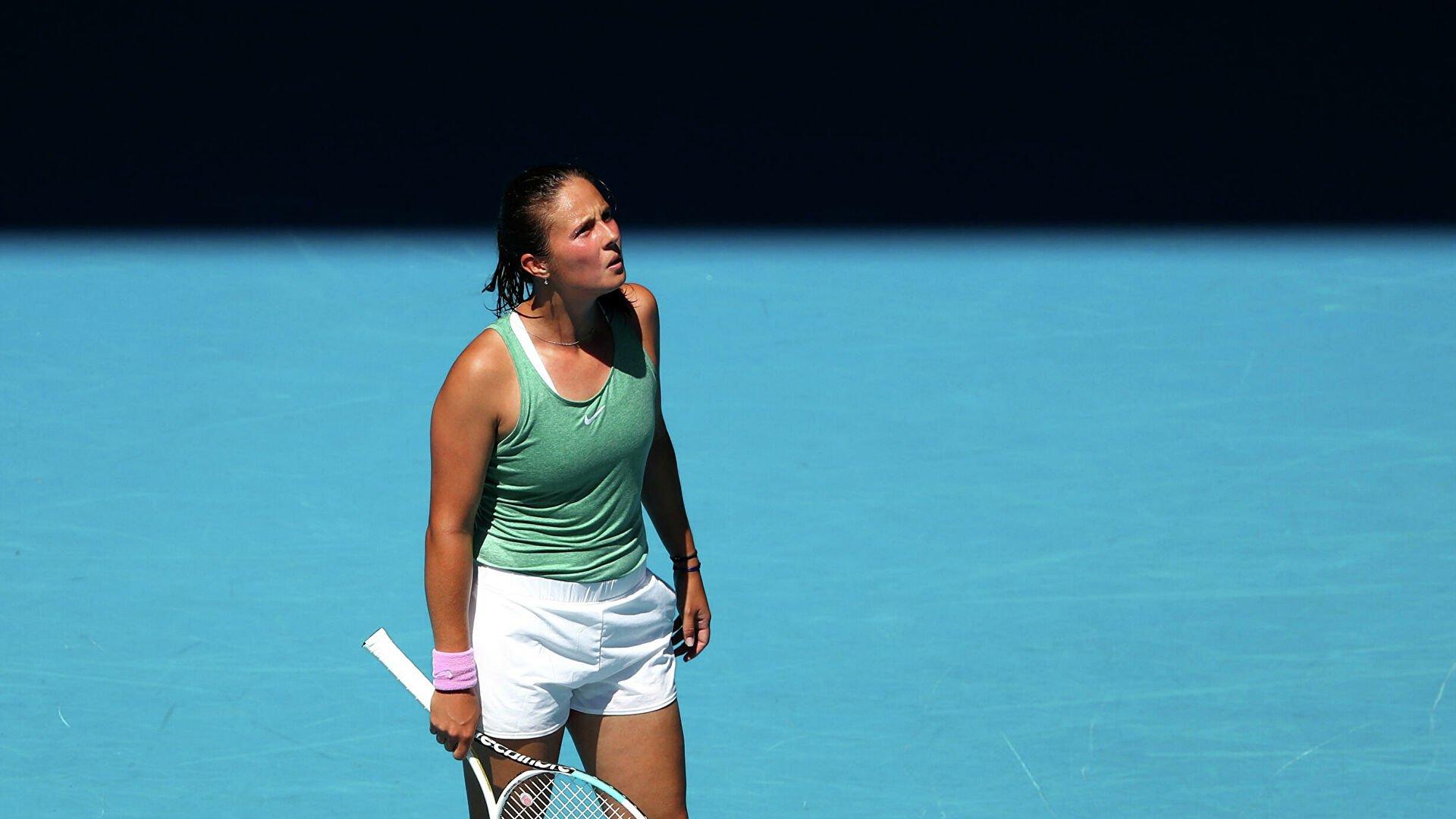 Касаткина завершила борьбу на турнире в Мадриде, проиграв Соболенко