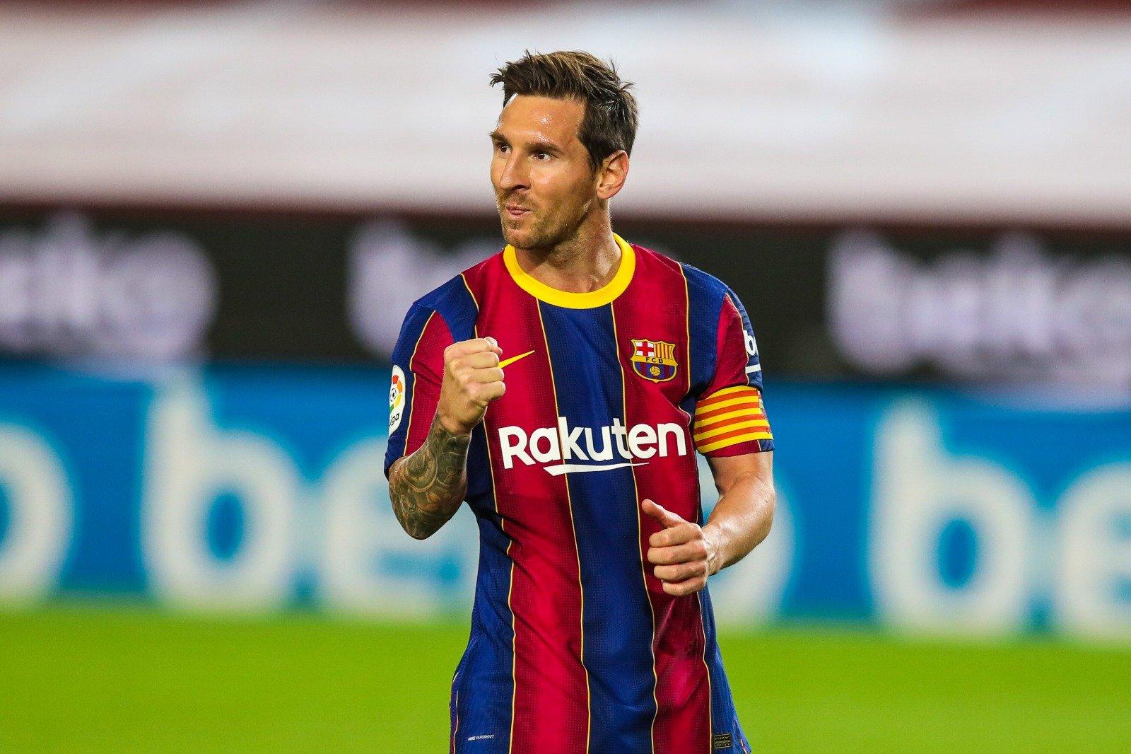 Месси продлит контракт с «Барселоной» до лета 2023 года