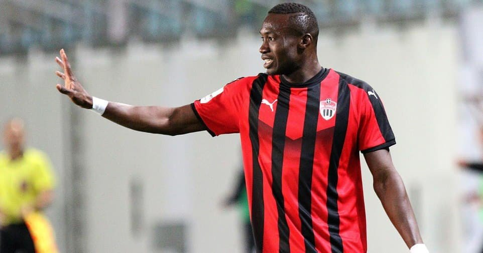 Конате подписал трехлетний контракт с «Ахматом»