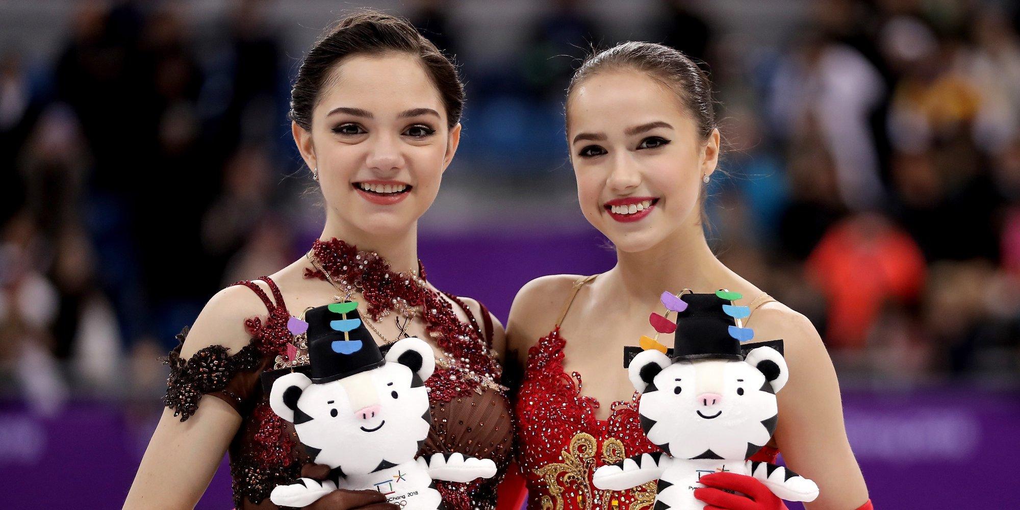 Ковтун о возвращении на лед Медведевой и Загитовой: думаю, что у них уже началась другая жизнь