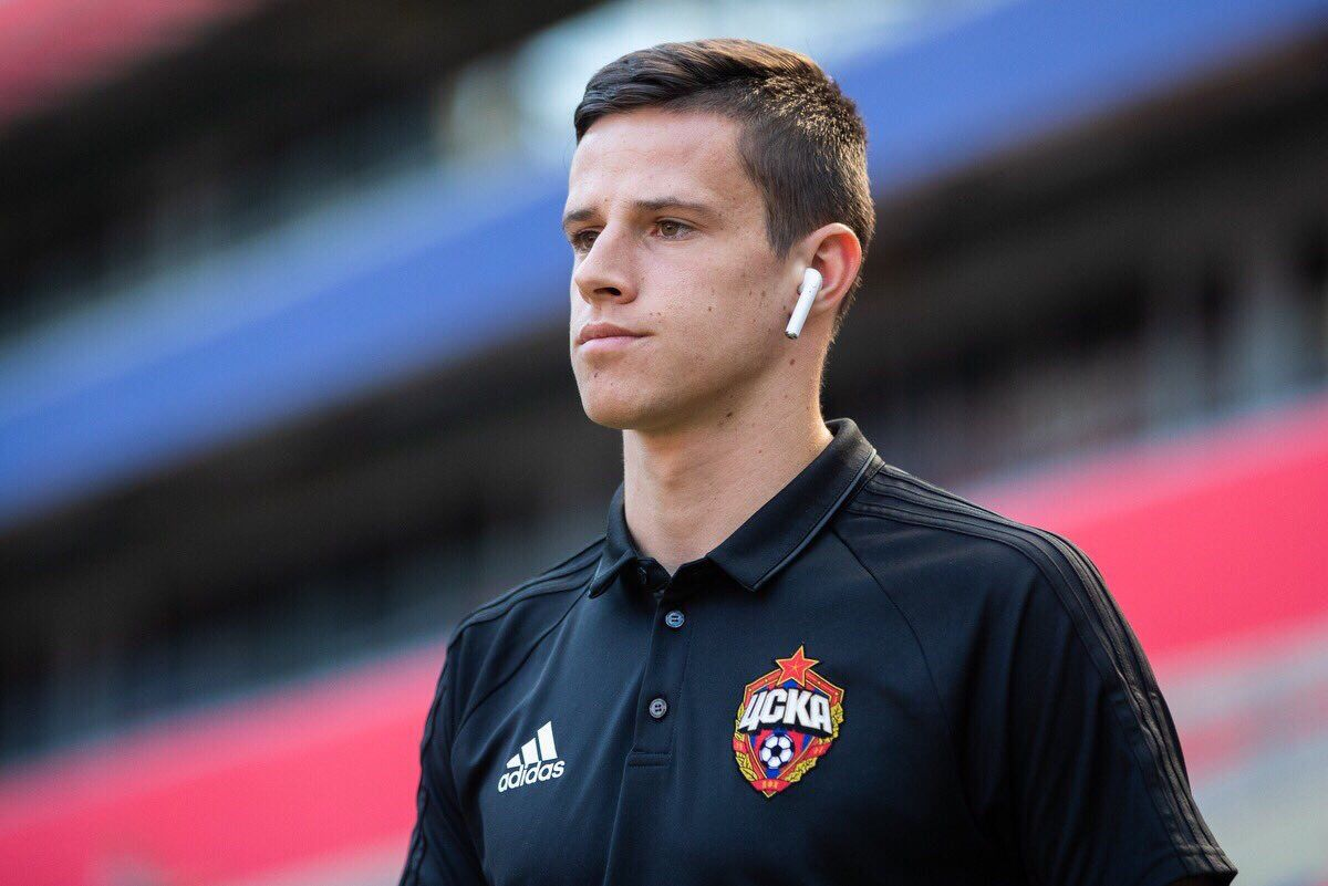 В ЦСКА сообщили, что Бистрович может перейти в клуб из Чемпионшипа