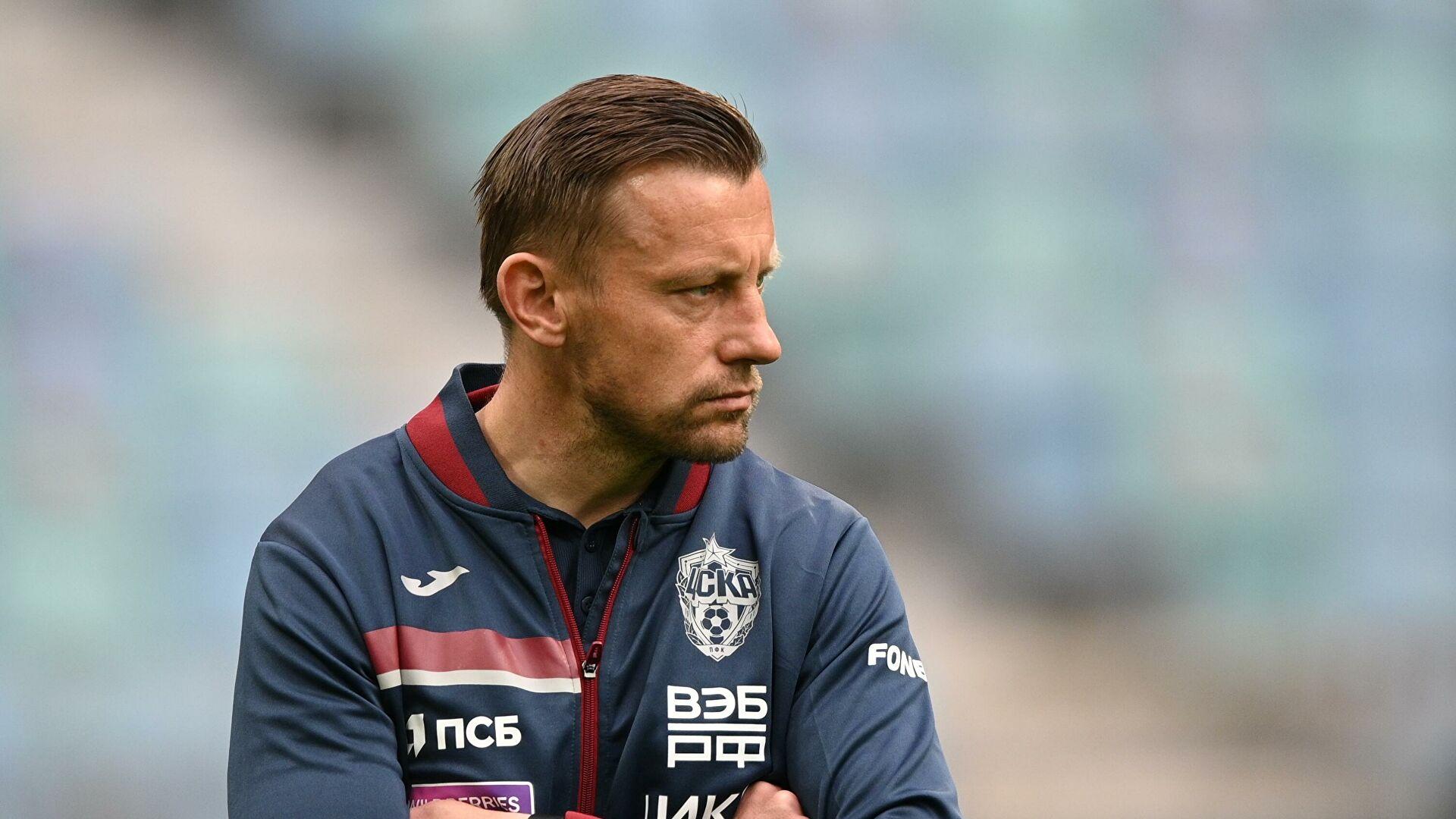 У Олича перед подписанием контракта была договоренность с ЦСКА о работе с Хорватией на Евро-2020
