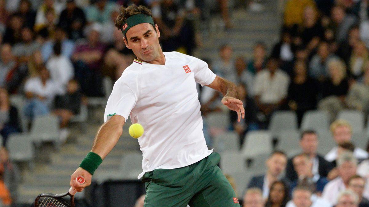 Федерер не сыграет на турнирах серии «Мастерс» в Риме и Мадриде