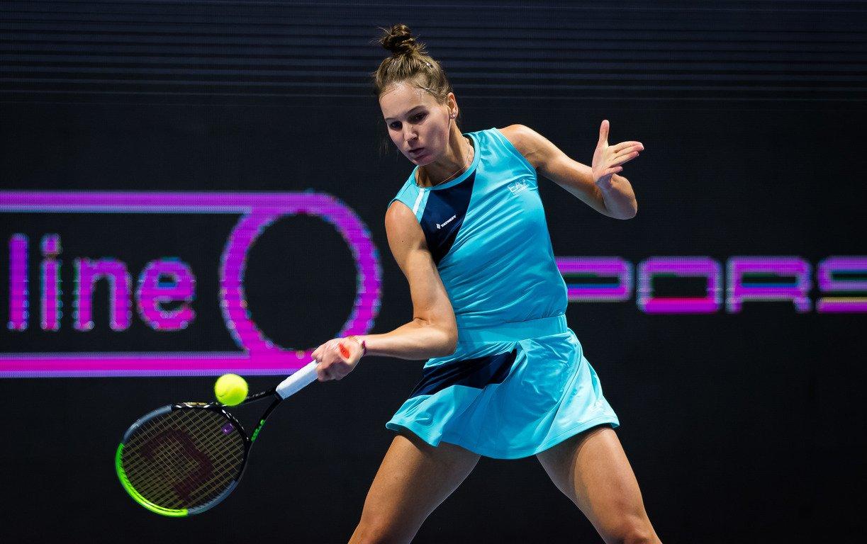 Кудерметова выбыла из турнира в Мадриде, уступив Квитовой