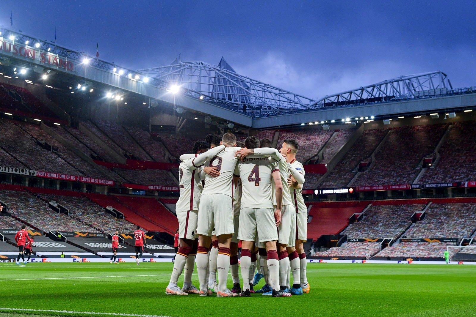 «Рома» – «Манчестер Юнайтед»: матч престижа для итальянцев