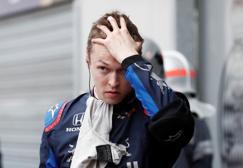 Квят заявил о желании вернуться в «Формулу-1»