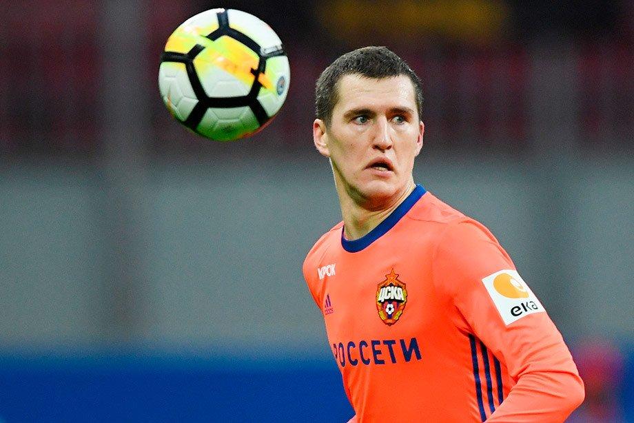 ЦСКА предложил Васину новый контракт