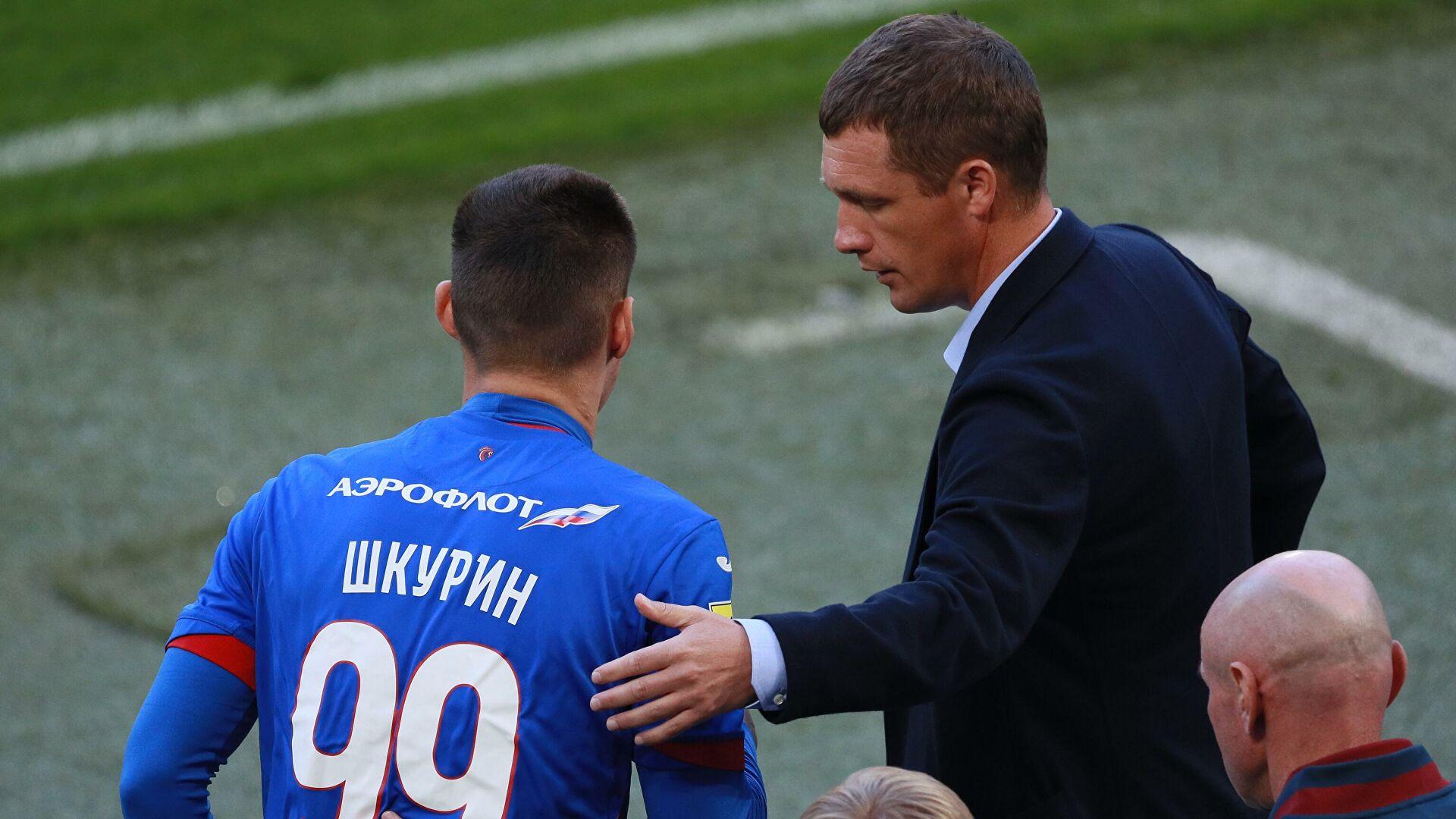 Transfermarkt: Шкурин может перейти в «Краснодар»