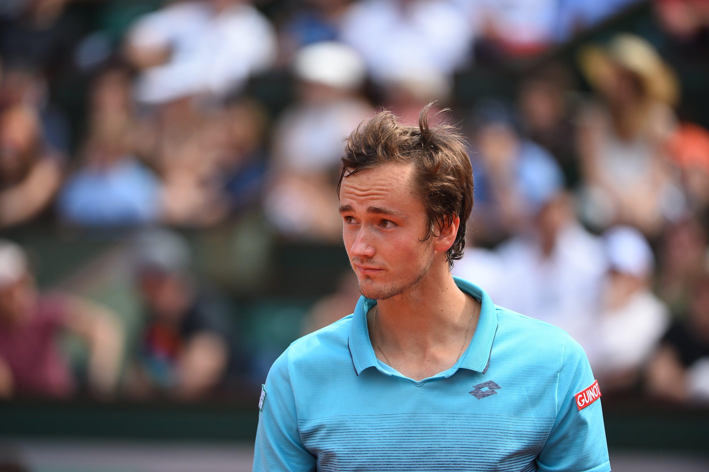 Медведев остался вторым в рейтинге АТР, Карацев поднялся на две строчки