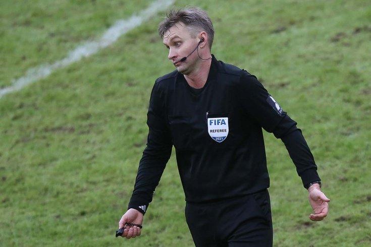 Лапочкин отреагировал на своё отстранение от судейства на 10 лет
