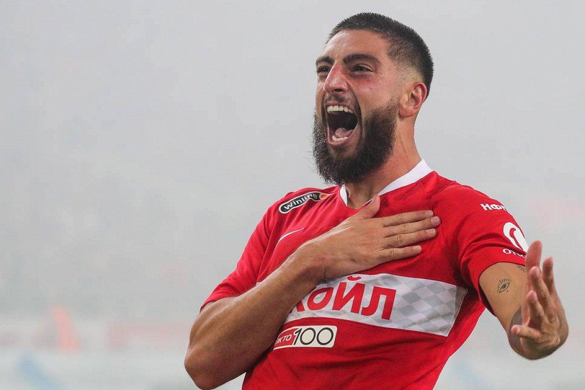 «Ренн» готов заплатить 11 млн евро за защитника «Спартака» Жиго