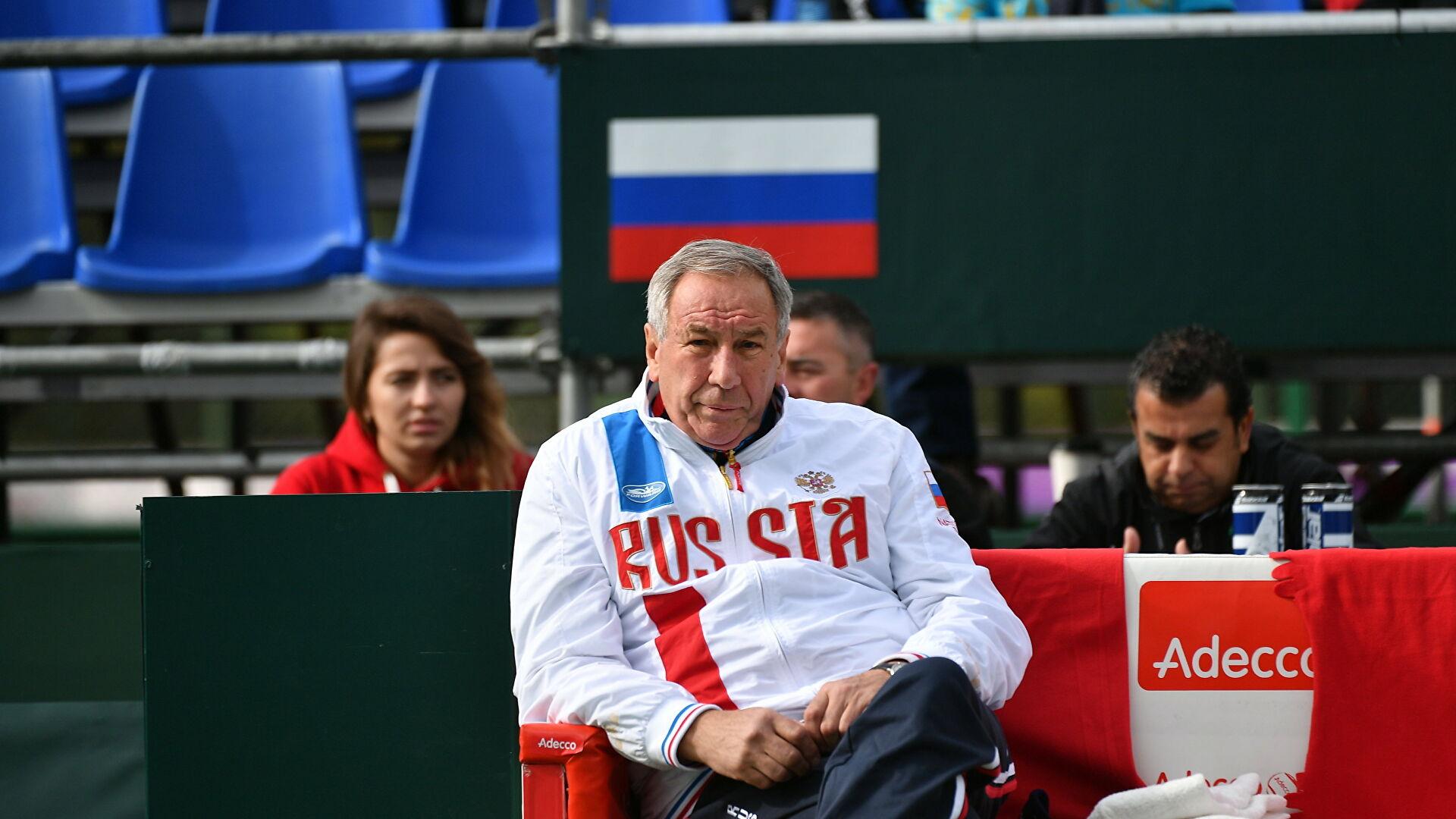 Тарпищев назвал причины поражения Медведева в матче с Циципасом на «Ролан Гаррос»