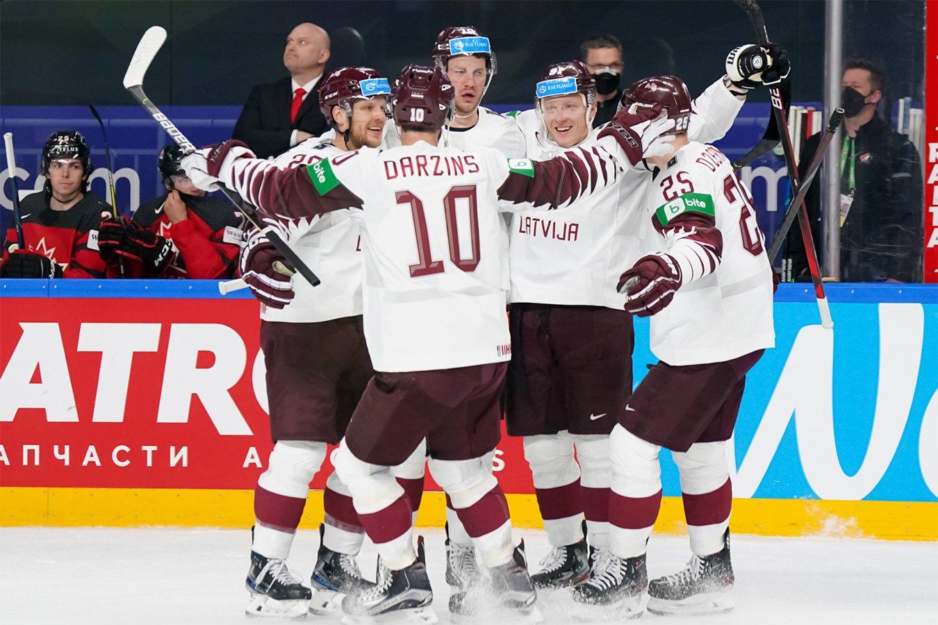 Канада – Латвия