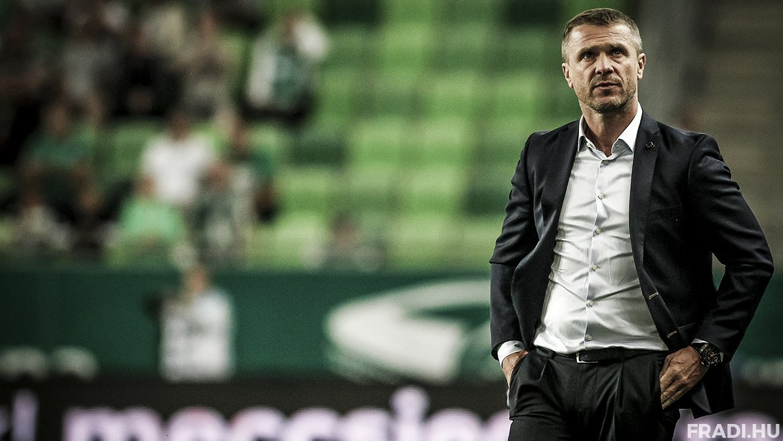 Ребров покинул пост главного тренера «Ференцвароша»
