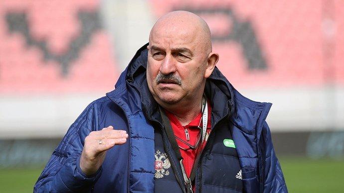 Черчесов отреагировал на поражение сборной России от Канады в четвертьфинале ЧМ-2021