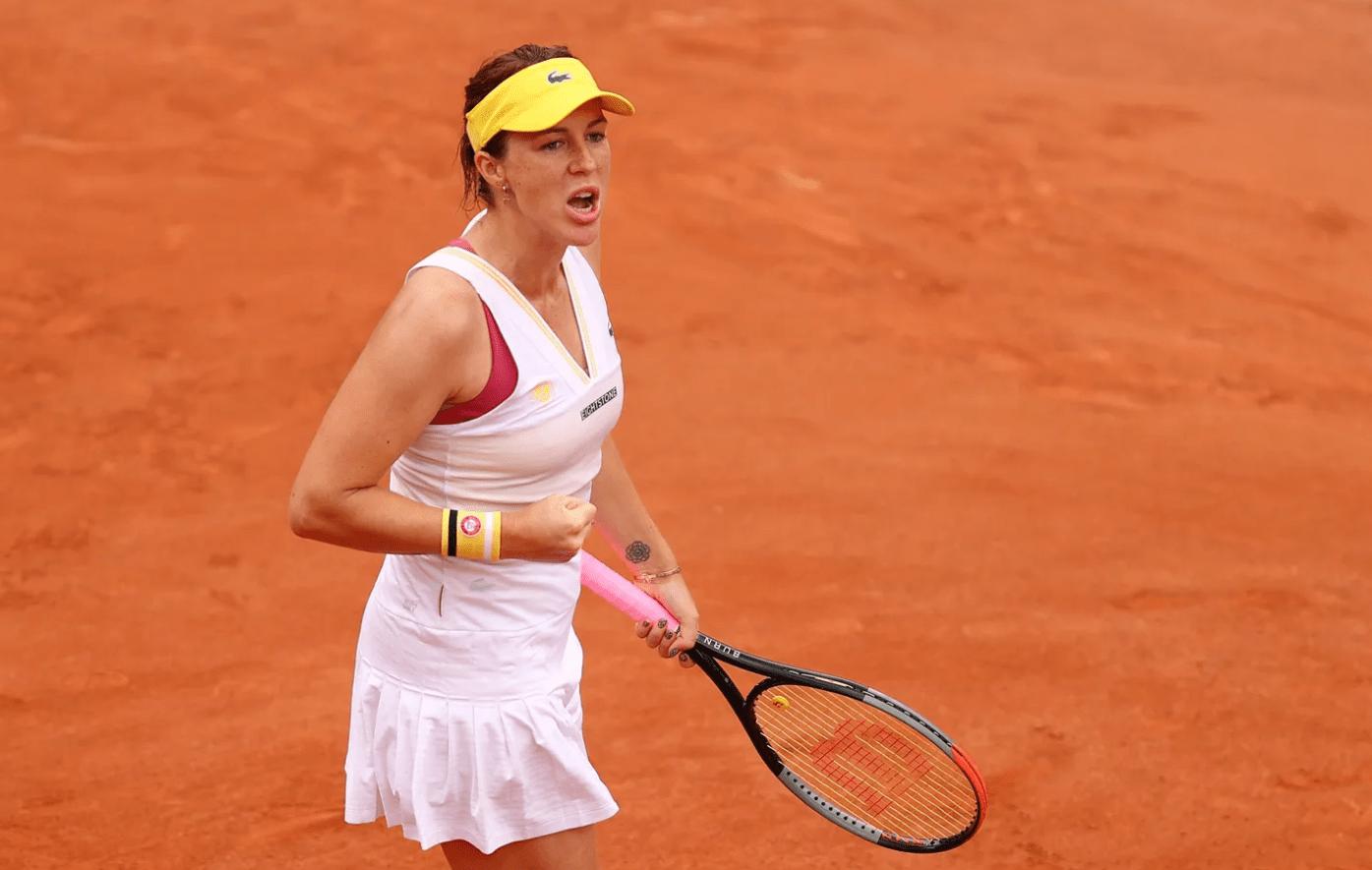 Павлюченкова в паре с Рыбакиной уступила в четвертьфинале «Ролан Гаррос»