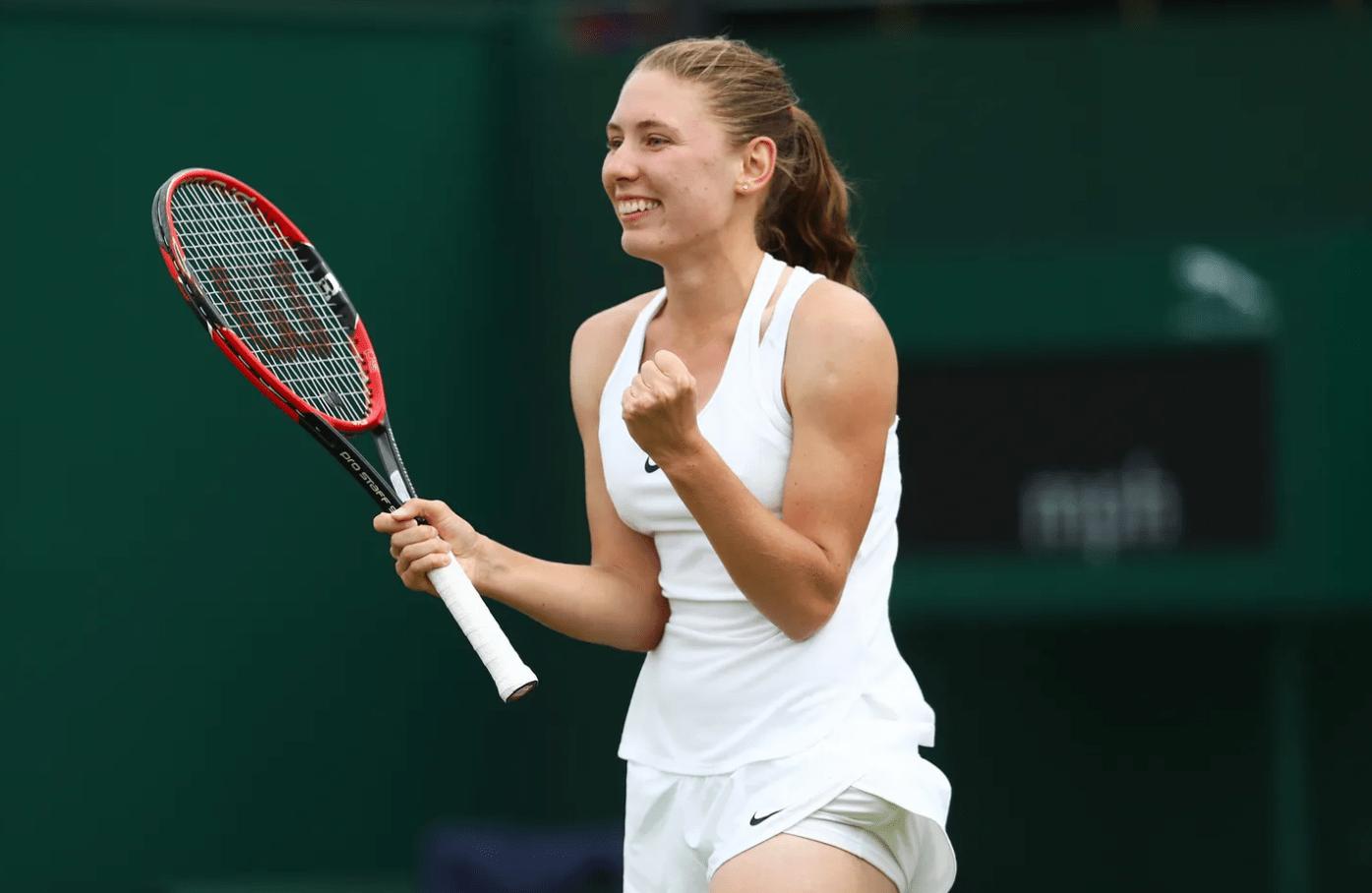 Александрова обыграла Калинскую на старте турнира WTA в Берлине