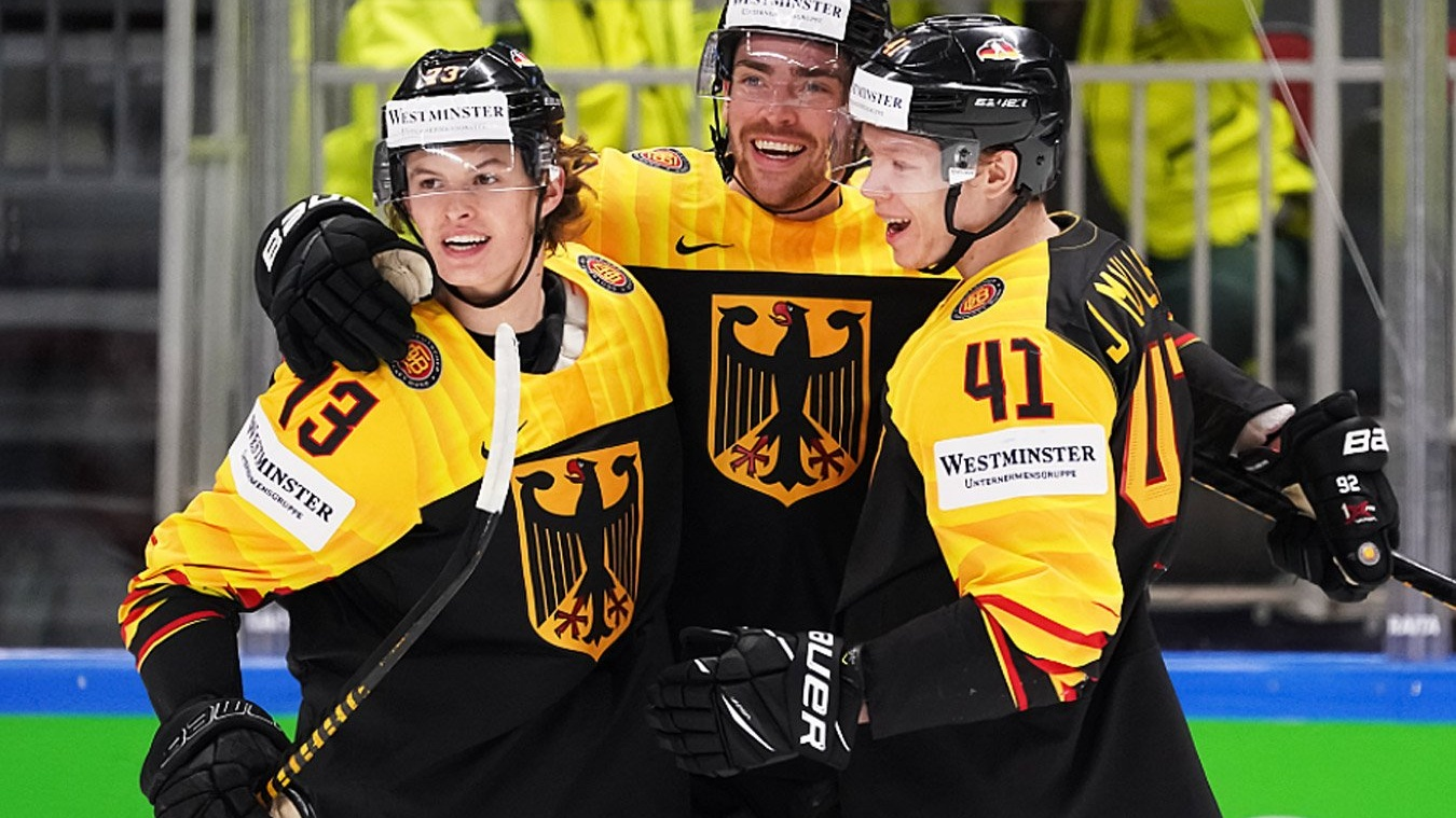 Германия – Латвия
