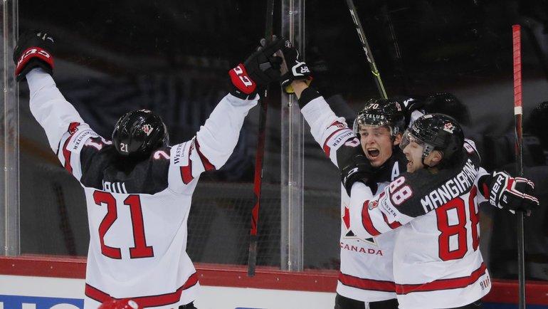 Канада догнала СССР и Россию по числу побед на чемпионатах мира