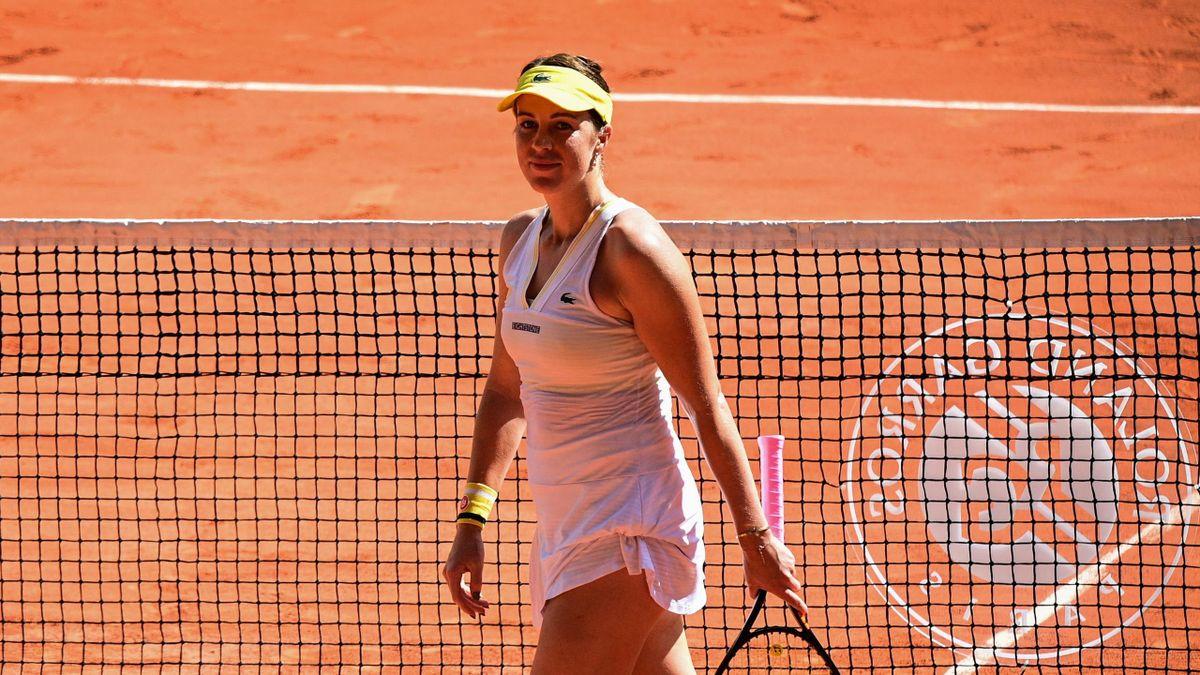 Павлюченкова — Крейчикова: где смотреть теннис, трансляция финала «Ролан Гаррос»