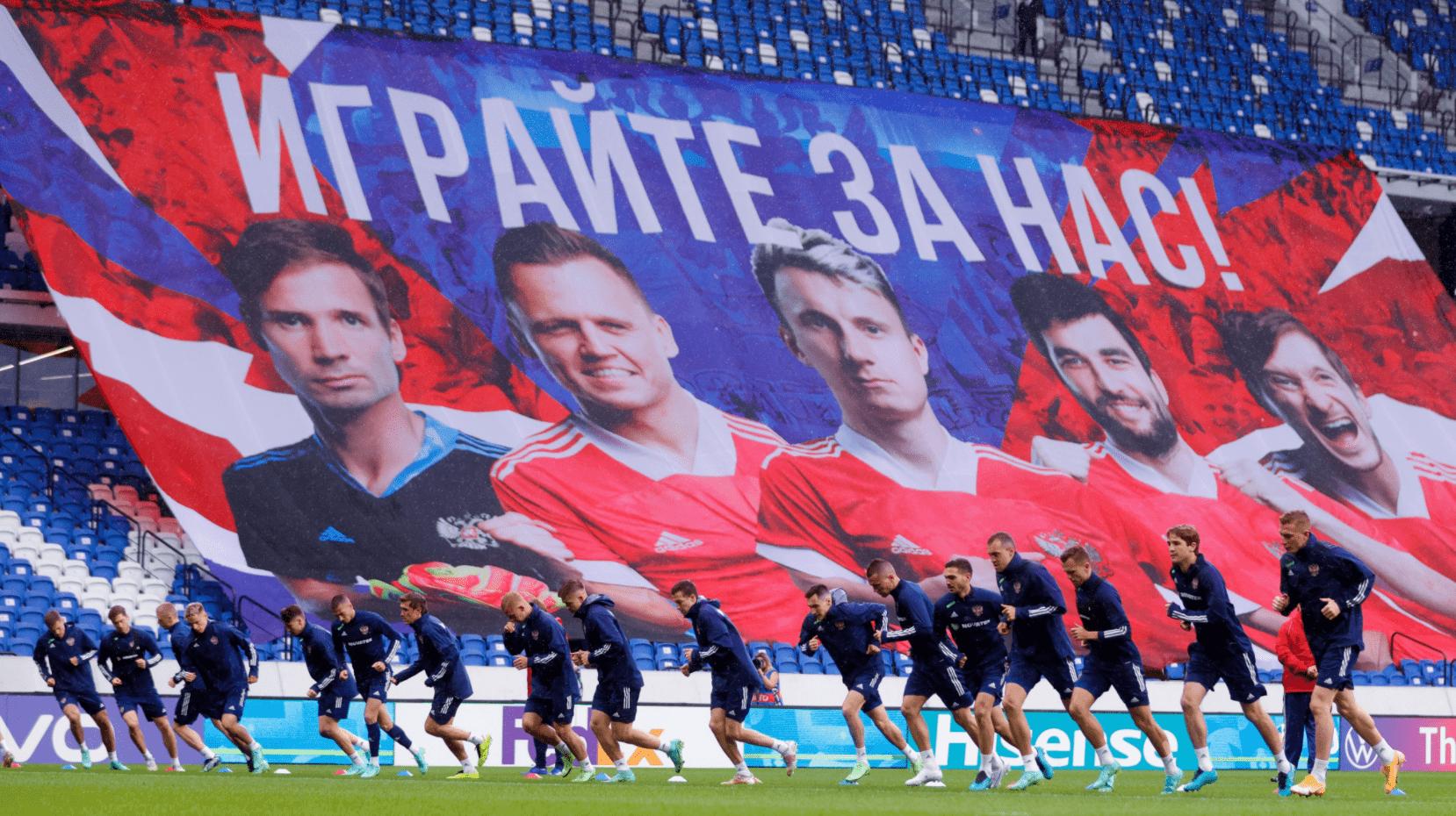 Эксперты Gracenote оценили шансы сборной России выйти в плей-офф Евро-2020