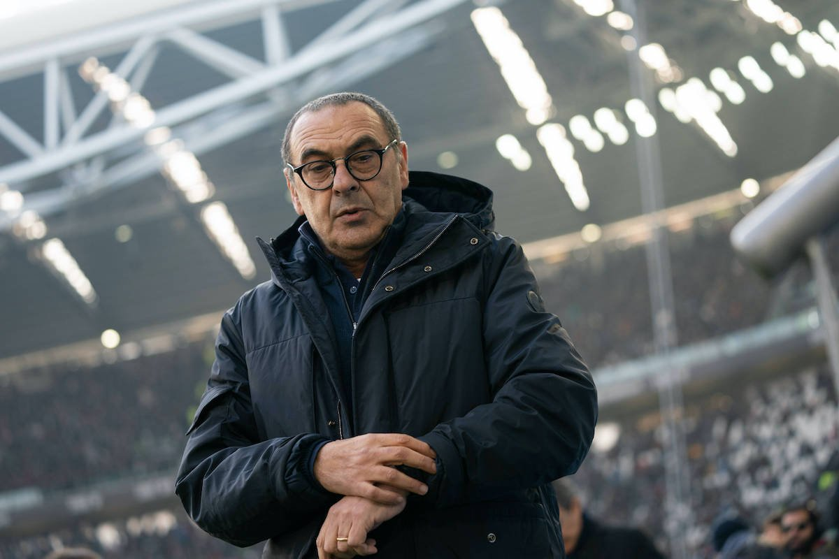 «Лацио» объявил о назначении Сарри