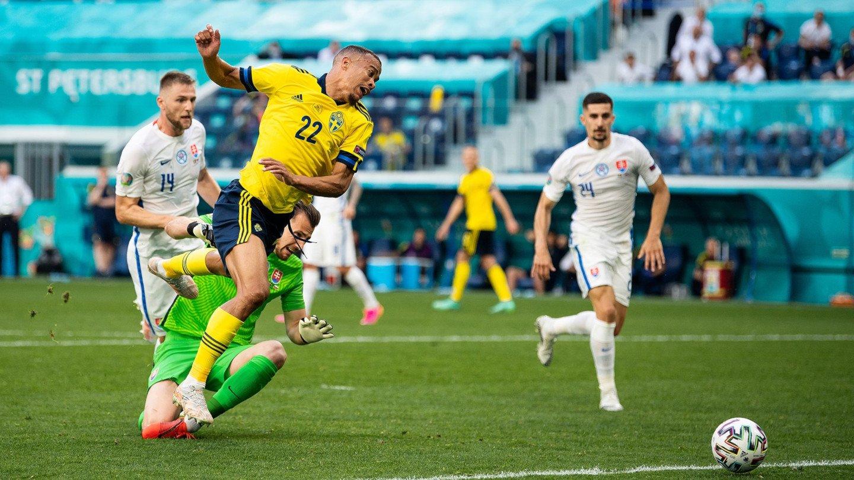 Швеция — Украина: ставки и коэффициенты букмекеров на матч Евро 29 июня