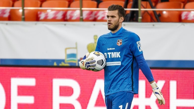 Помазун продлил контракт с ЦСКА и ушел в аренду в «Урал»