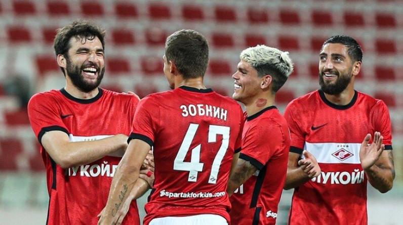 Опубликованы фото новой формы «Спартака» на сезон-2021/22